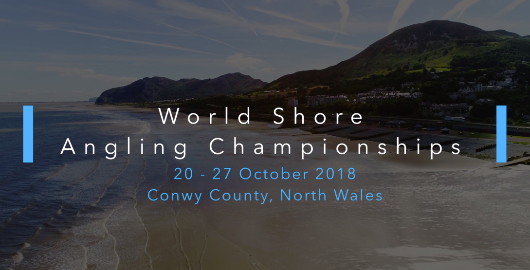 The World Shore Angling Championship: 20 - 27 October